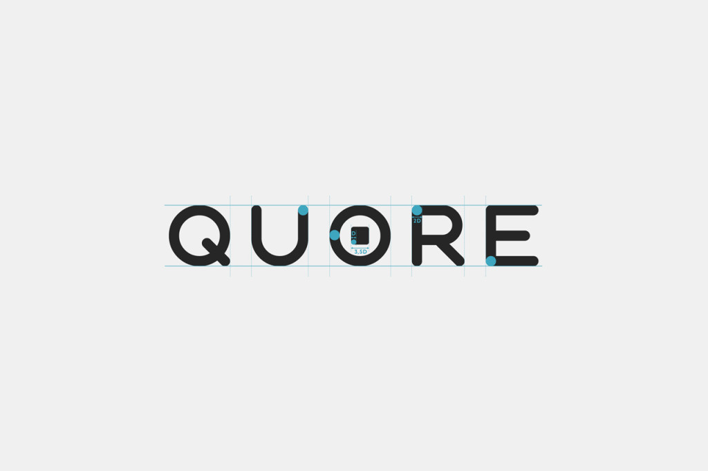 quore logo construction